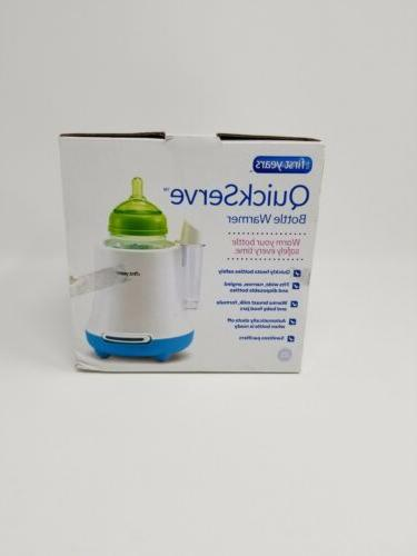 New Quick Bottle with Pacifier Sanitizer