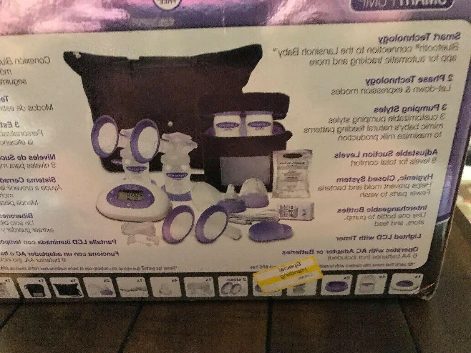 New Sealed Lansinoh Purple
