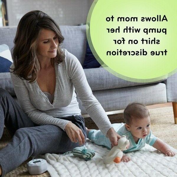Freemie Pump Breastfeeding