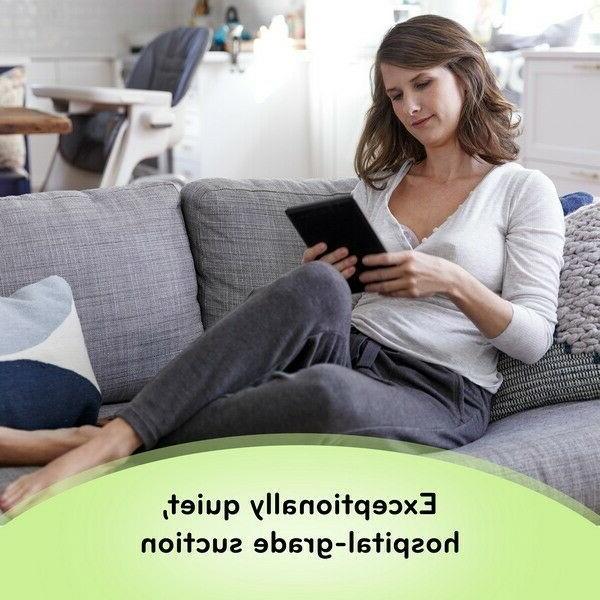 New NUK Natural Freemie Pump Breastfeeding