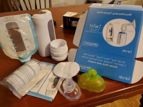 New Starter Kit breast new