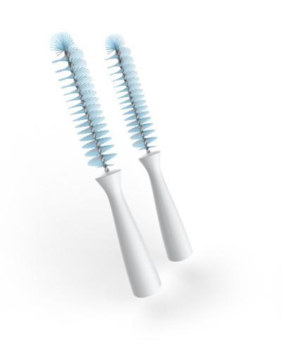 Kiinde Nipple Cleaning Brush 2 Pack