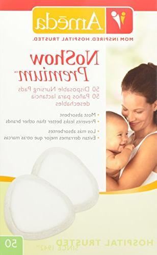 noshow disposable nursing pads