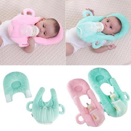 Multi-functional Nursing Pillow Breastfeeding Baby Sitting L
