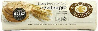organic digestive biscuits 400g x 3 best