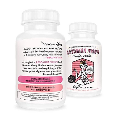 Organic BestSeller Bundle for Nursing Pumping Moms