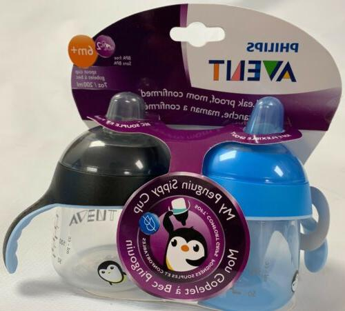 penguin special sippy cup