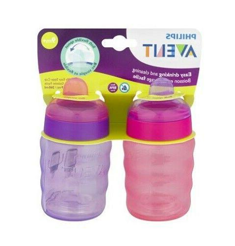 philips easy sippy cup double
