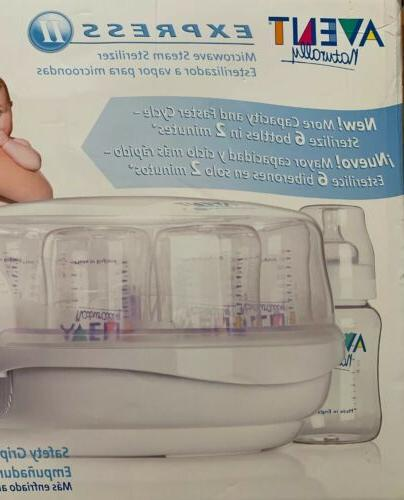 Philips Microwave Bottle