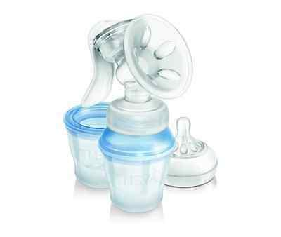 Manual Breast Pump 3