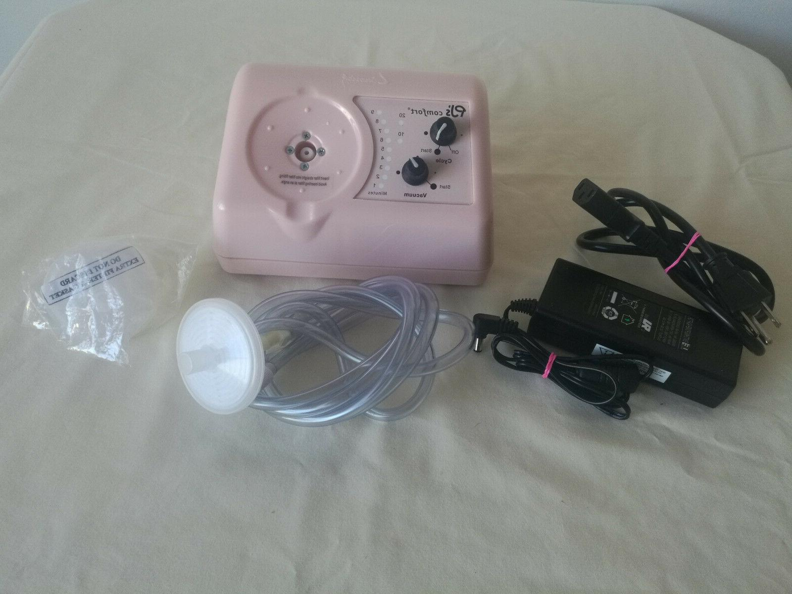 pj s comfort breast pump hospital grade