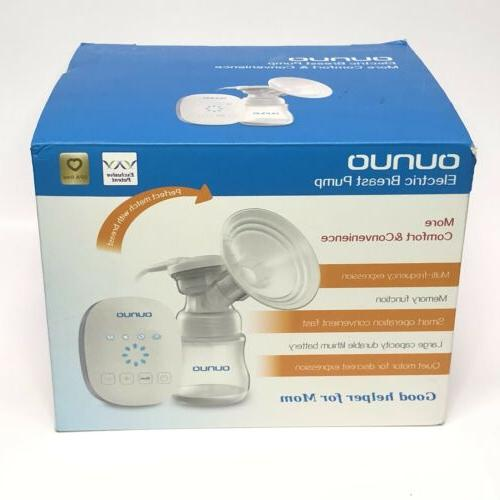 portable electric breast pump rechargeable hospital grade