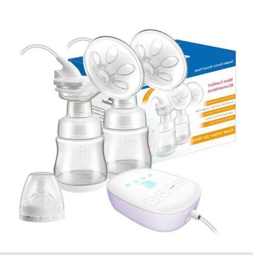 Portable Breast Pump Milk