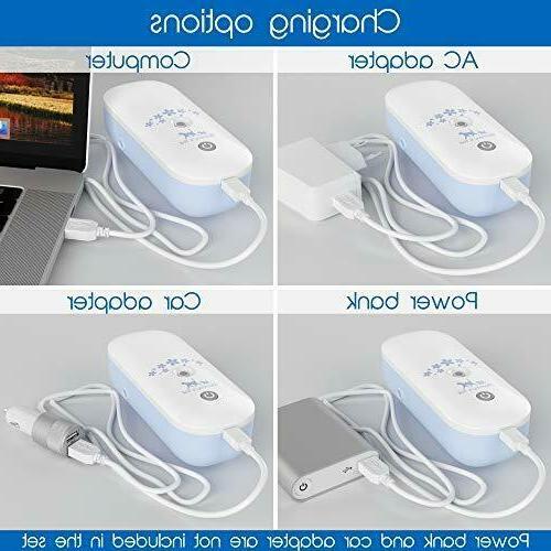 Portable Electric Breast Pump Kit Women