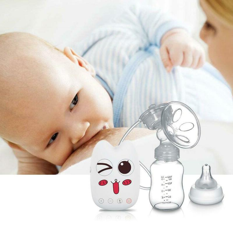 Pregnant Hand Free Baby Feeding Bottle Safe