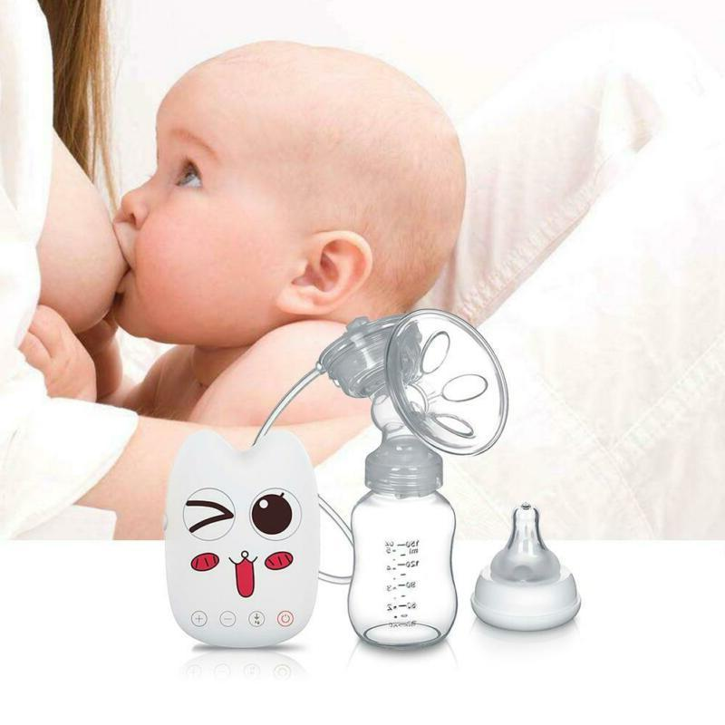 Pregnant Woman Electric Free Baby Feeding Bottle