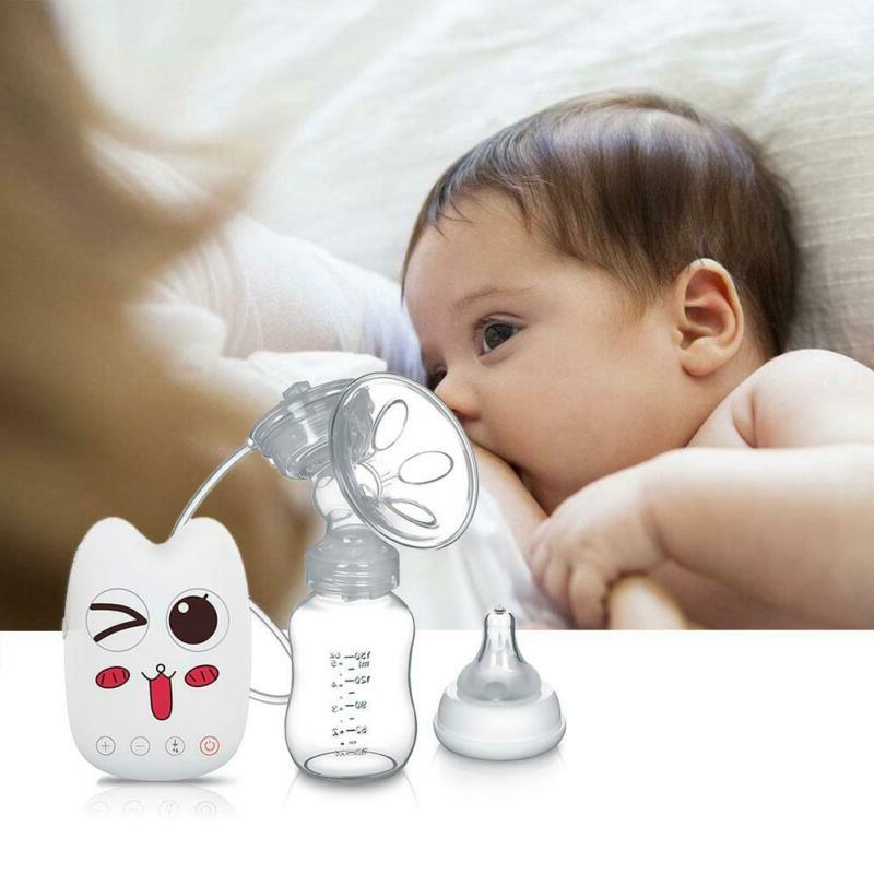 Pregnant Electric Baby Bottle