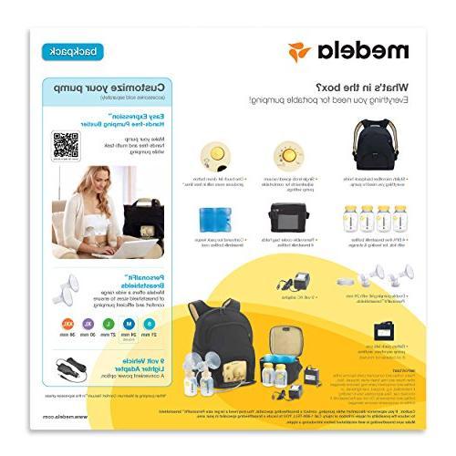 Medela Pump in Advanced Breast Solution Set, Backpack