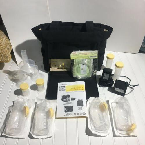 pump in style advanced electric breast pump