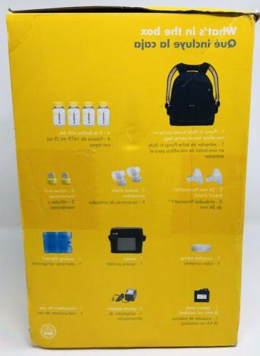 Backpack Portable Electric Mobil Breast