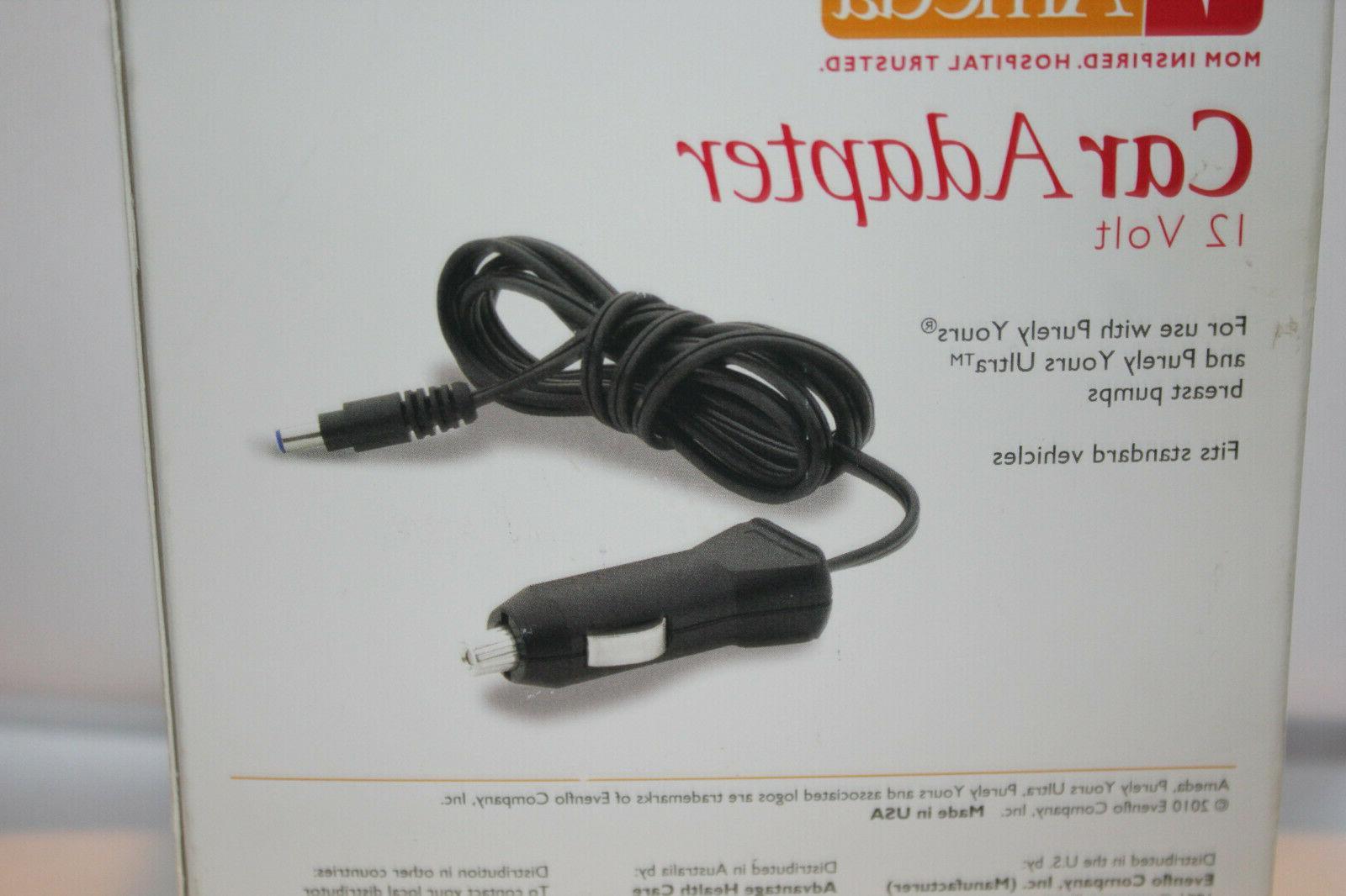 AMEDA ultra VEHICLE LIGHTER POWER ADAPTER 12Volt