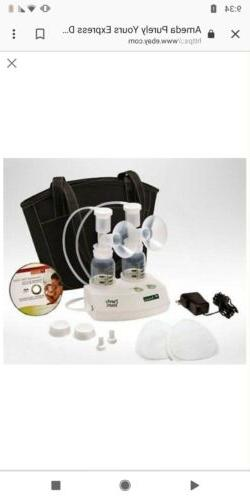 AMEDA PURELY YOURS EXPRESS DOUBLE ELECTRIC BREAST PUMP MODEL