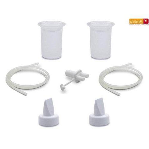 Ameda Purely Yours Ultra Breast Pump HygieniKit Spare Parts