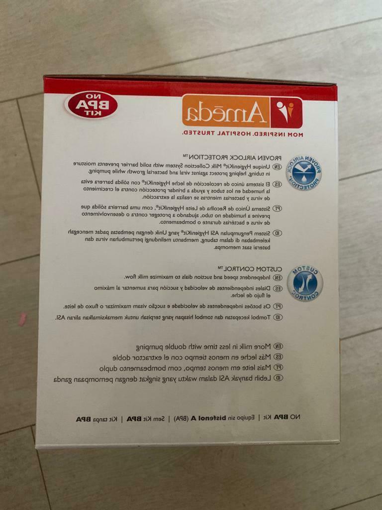 Ameda Purely Ultra Breast Pump -