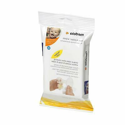 Medela Quick Clean Breastpump & Accessory Wipes
