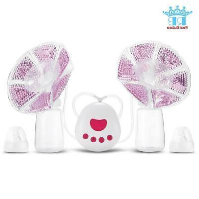 RealBubee - 8025 - 2 Breastfeeding Breast Pumps