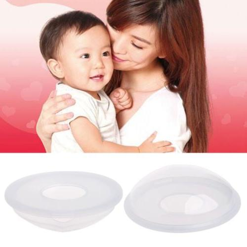 Reusable Portable Breast Feeding Collector Prevent Leakage M