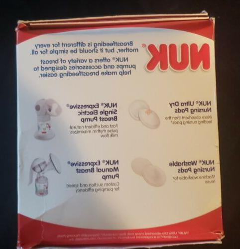 Nuk Seal N Breast Milk Ounce 100 Count