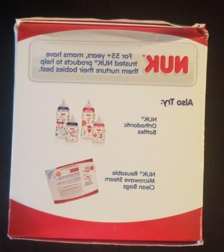 Nuk N Breast Milk 6 Ounce Leak Proof Milk Storage.