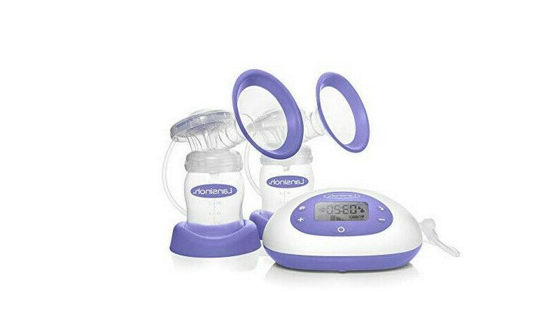 Lansinoh Signature Pro Double Electric Breast Pump ~ New Ope