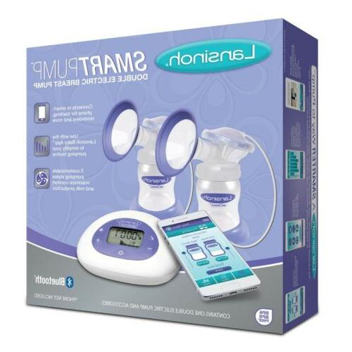 signature smart pump pro double electric breast