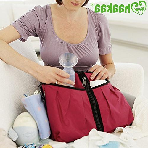 Haakaa Breastpump Pump with 100% BPA PVC Free