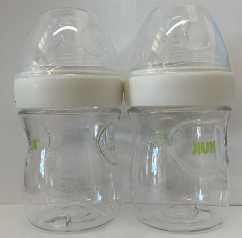simply natural 5 oz 150ml baby bottles