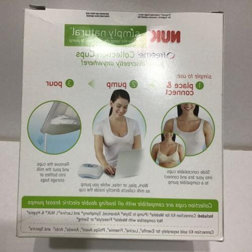 NUK Collection Breast Pump Accessory