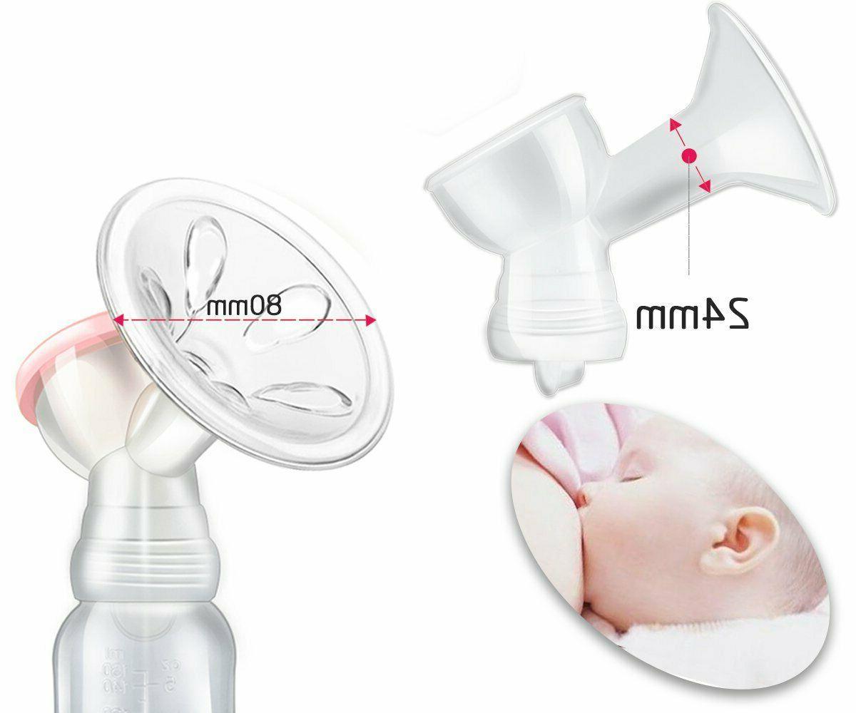 Single Breast Pump Massage&Suction