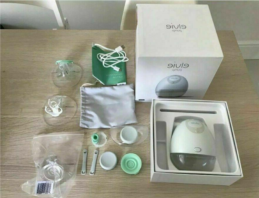 pump single silent wearable breast pump