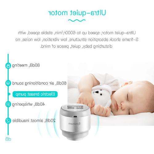 Eynsham Portable Breast Pump 2020 Smart Technology Prolactin