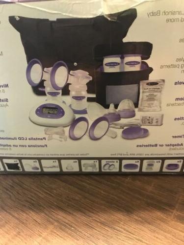 Lansinoh Smartpump Double Breast Pump