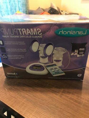 smartpump double electric breast pump smartpump