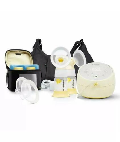 sonata smart breast pump portable double electric