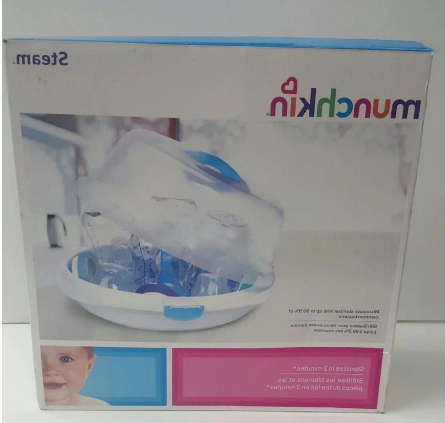steam guard microwave baby bottle sterilizer brand