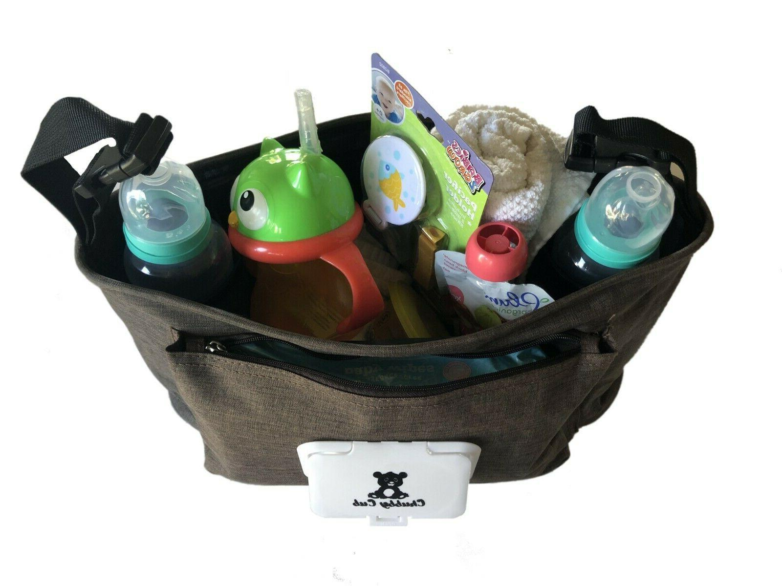 Stroller GIFT Buggy W/ Wipes