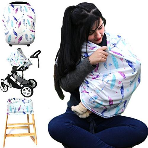 summer cool stretchy car seat