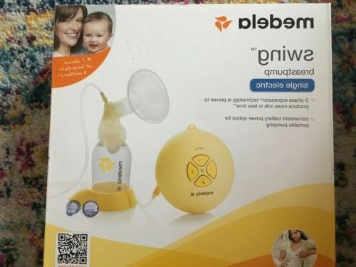 swing breast pump single electric model 67050