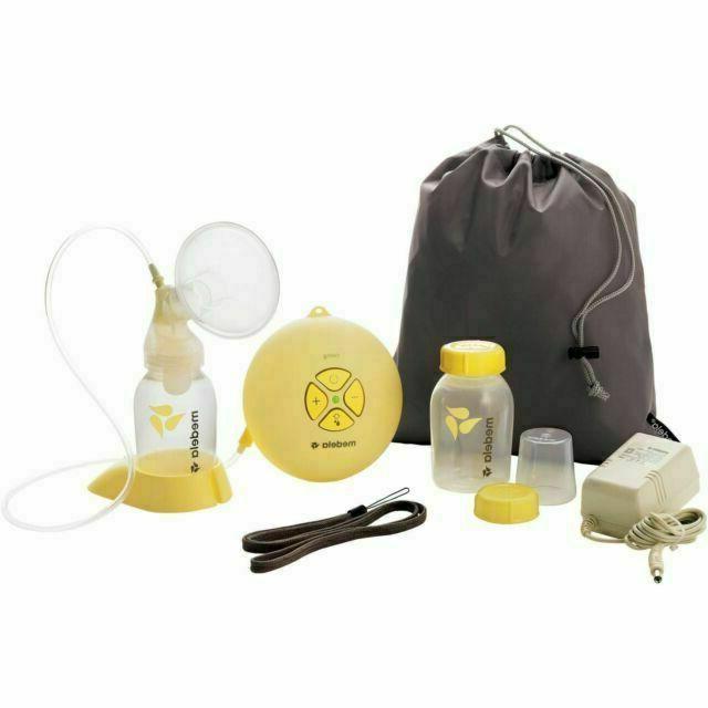 breast milk pump new in sealed box