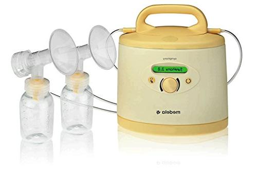 Medela Breast with Rechargeable Battery
